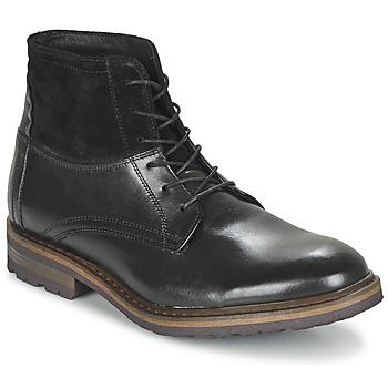 Sapatos Homem Botas baixas Casual Attitude FIZA Preto