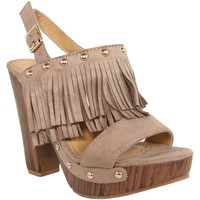 Sapatos Mulher Sandálias Colires C6068 Beige