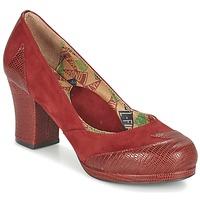 Sapatos Mulher Escarpim Miss L'Fire ADDIE Vermelho