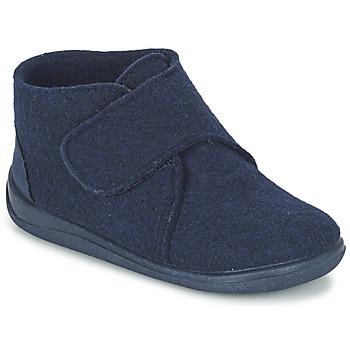 Sapatos Criança Chinelos Citrouille et Compagnie FELINDRA Azul