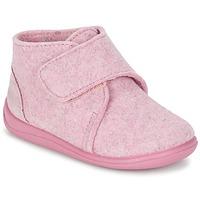 Sapatos Rapariga Chinelos Citrouille et Compagnie FELINDRA Rosa