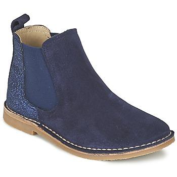 Sapatos Rapariga Botas baixas Citrouille et Compagnie FIGOULI Azul