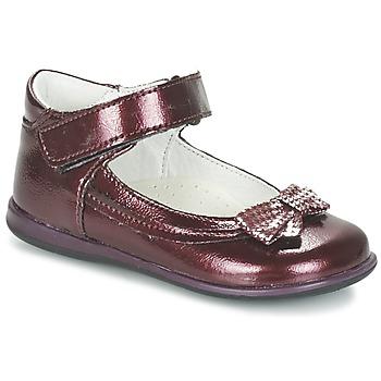 Sapatos Rapariga Sabrinas Citrouille et Compagnie FRIZZY Bordô