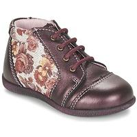 Sapatos Rapariga Botas baixas Citrouille et Compagnie FRICOL Violeta