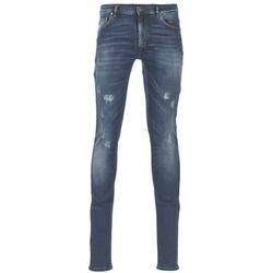 Textil Homem Calças de ganga slim Versace Jeans ROUDFRAME Azul