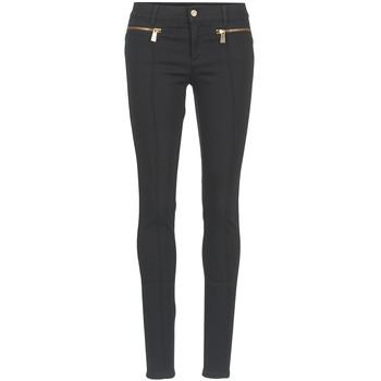 Textil Mulher Calças Versace Jeans TOLKALA Preto