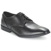 Sapatos Homem Sapatos Clarks BAMPTON LACE Preto