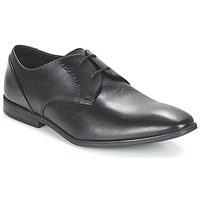 Sapatos Homem Richelieu Clarks Bampton Lace Preto