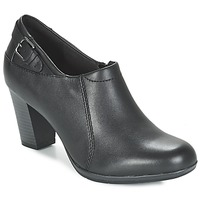 Sapatos Mulher Botas baixas Clarks Brynn Harper Preto