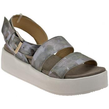 Sapatos Mulher Sandálias Janet&Janet  Prata