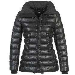 Textil Mulher Quispos G-Star Raw WHISTLER SLIM COAT Preto