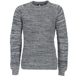 Textil Homem camisolas G-Star Raw SUZAKI R KNIT Marinho