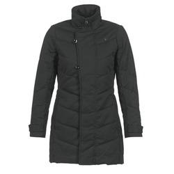 Textil Mulher Casacos G-Star Raw MINOR CLASSIC QLT COAT Preto
