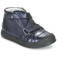 Sapatos Rapariga Botas baixas GBB NADEGE Marinho