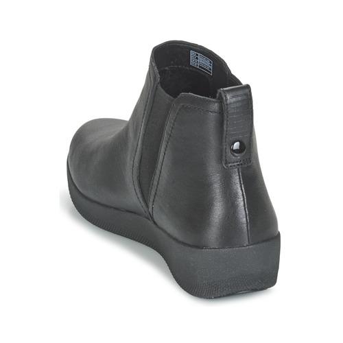 Superchelsea Boot Fitflop Botas Baixas Mulher Preto