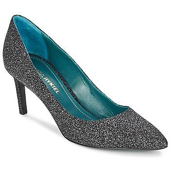 Sapatos Mulher Escarpim Sonia Rykiel 677620 Preto