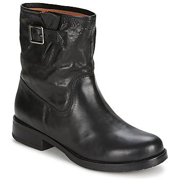 Sapatos Mulher Botas baixas Espace ONAGRE Preto