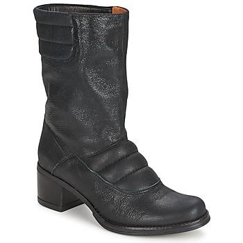 Sapatos Mulher Botins Espace DORPIN Preto