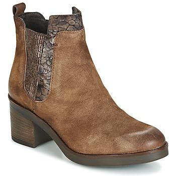 Sapatos Mulher Botins Mjus BOUNTY Bege
