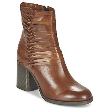 Sapatos Mulher Botins Mjus TUJA Camel