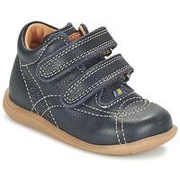 Sapatos Rapaz Botas baixas Kavat VANSBRO EP Azul