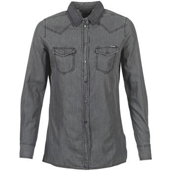 Textil Mulher camisas Diesel DE SOVY RE Cinza