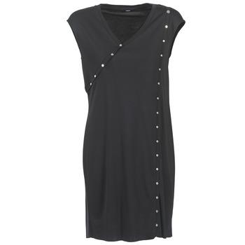 Textil Mulher Vestidos curtos Diesel D ANI Preto