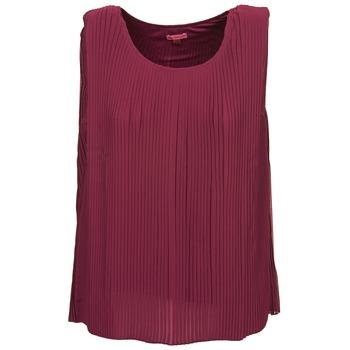 Textil Mulher Tops sem mangas Bensimon REINE Ameixa