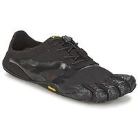Sapatos Homem Sapatilhas de corrida Vibram Fivefingers KSO EVO Preto