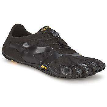 Sapatos Mulher Sapatilhas de corrida Vibram Fivefingers KSO EVO Preto