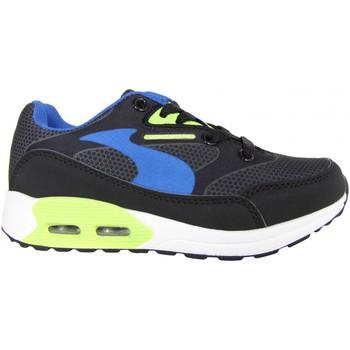 Sapatos Criança Sapatilhas John Smith RESO M JR 15I Negro