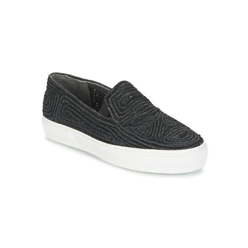 Sapatos Mulher Slip on Robert Clergerie TRIBAL Preto