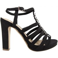 Sapatos Mulher Escarpim MTNG 58007 Negro