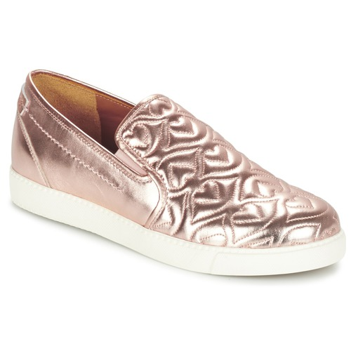 Sapatos Mulher Slip on See by Chloé SB27144 Rosa / Ouro