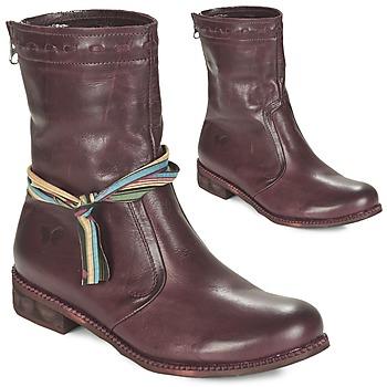 Sapatos Mulher Botas baixas Felmini BERTHA Bordô