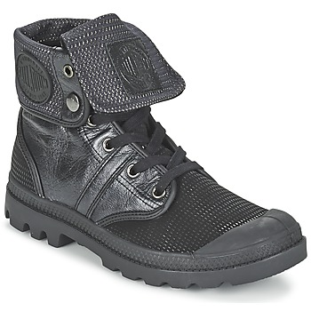 Sapatos Mulher Botas baixas Palladium BAGGY GL Preto