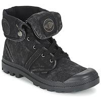 Sapatos Botas baixas Palladium US BAGGY Preto