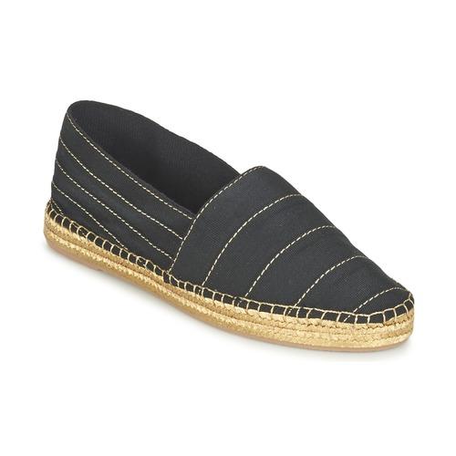 Sapatos Mulher Alpargatas Marc Jacobs SIENNA Preto / Ouro