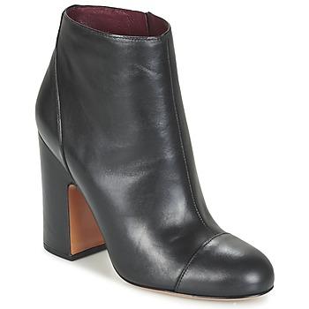 Sapatos Mulher Botins Marc Jacobs DOLLS CORA Preto