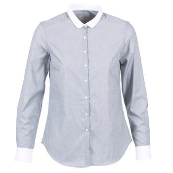 Textil Mulher camisas Casual Attitude FIFOU Cinza
