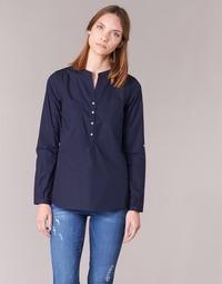 Textil Mulher camisas Casual Attitude FARANDOLE Marinho