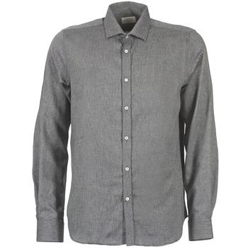 Textil Homem Camisas mangas comprida Casual Attitude FOLI Cinza
