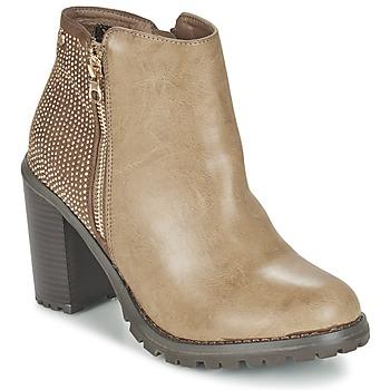 Sapatos Mulher Botins Xti LOUNI Toupeira