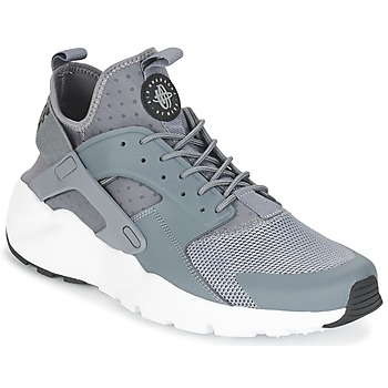 Sapatos Homem Sapatilhas Nike AIR HUARACHE RUN ULTRA Cinza