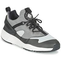 Sapatos Homem Sapatilhas Nike AIR HUARACHE UTILITY Cinza