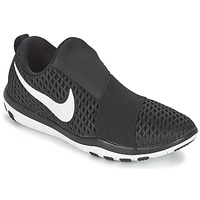 Sapatos Mulher Fitness / Training  Nike FREE CONNECT W Preto / Branco
