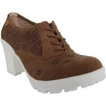 Sapatos Mulher Sandálias MTNG 52284 Marrón