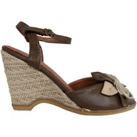 Sapatos Mulher Sandálias MTNG 53292 TAIGO CHOCOLATE-ICE Marrón