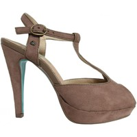 Sapatos Mulher Sandálias MTNG 55210 Beige