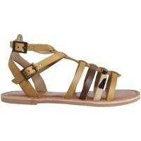 Sapatos Rapariga Sandálias MTNG 83512 Beige